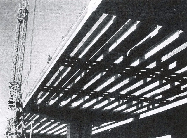 Viaduct Gentbrugge ligger